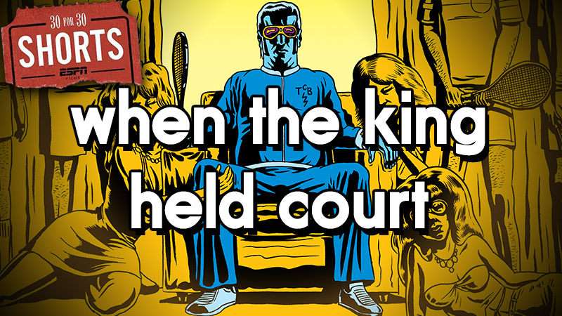 When the King Held Court
